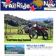 Trail Ride New Zealand